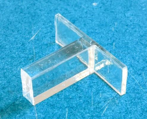 ukázka řezu plexiskla 12 mm