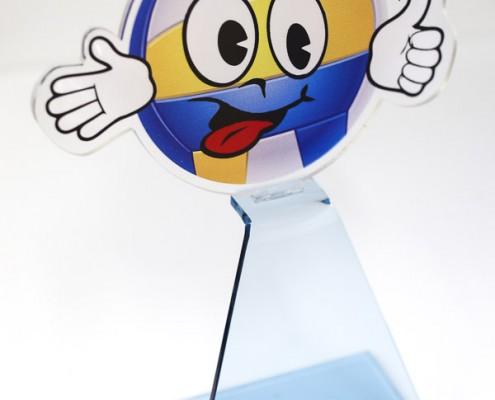 akrylátová trofej