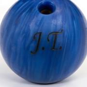 iniciály na bowlingové kouli